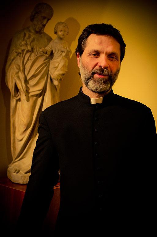 Ksiądz Grzegorz